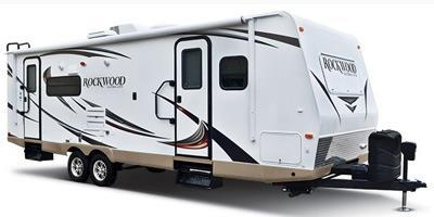 2015 Forest River Rockwood Ultra Lite 2604WS