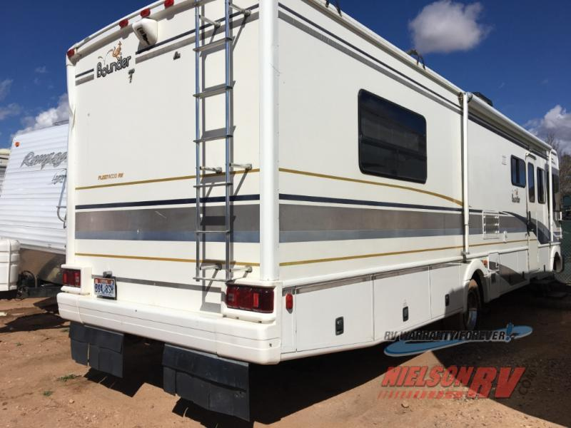 2001 Fleetwood Rv Bounder 34D