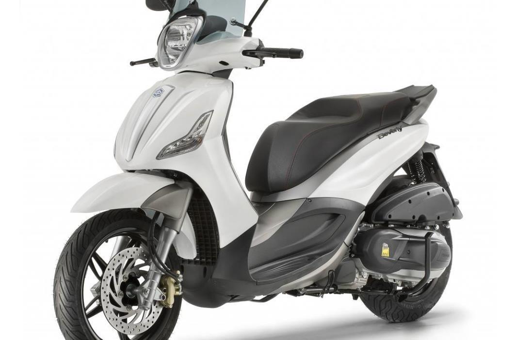 2016 Piaggio BV 350 ABS