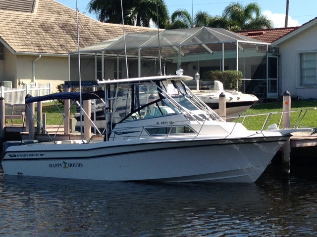 1994 Grady-White 252 Sailfish
