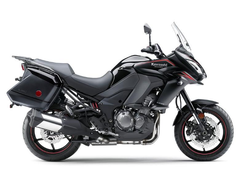 2017 Kawasaki Versys 1000 LT