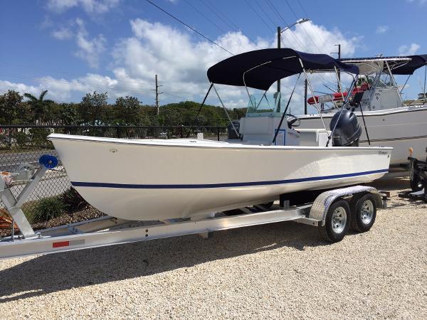 2016 Stoner Boatworks Abaco Skiff 20'