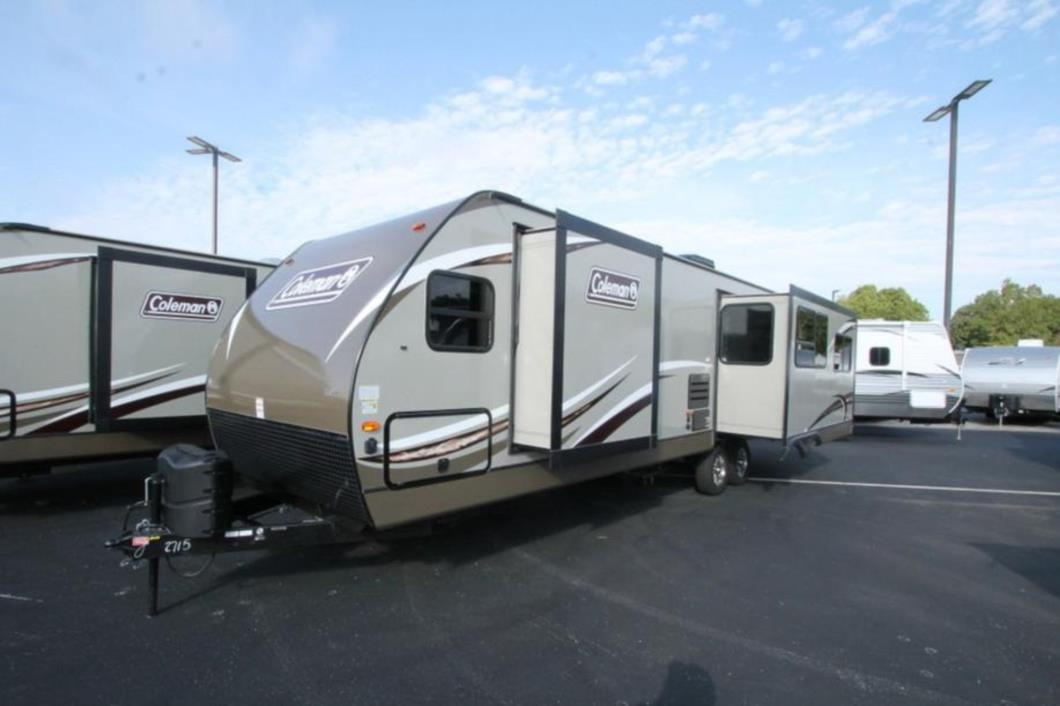 2017 Coleman COLEMAN LIGHT 3025RE