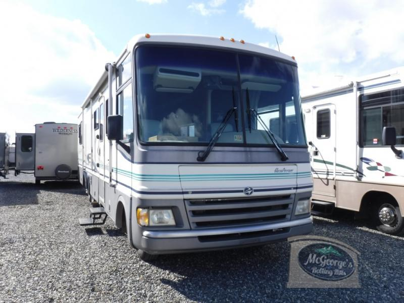 1997 Fleetwood Rv Pace Arrow 37