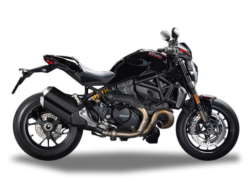 2017 Ducati Monster 1200 R