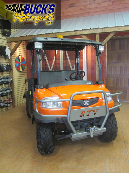 2011 Kubota RTV900XT Worksite Orange