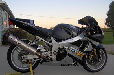2001 Suzuki GSX-R 1000