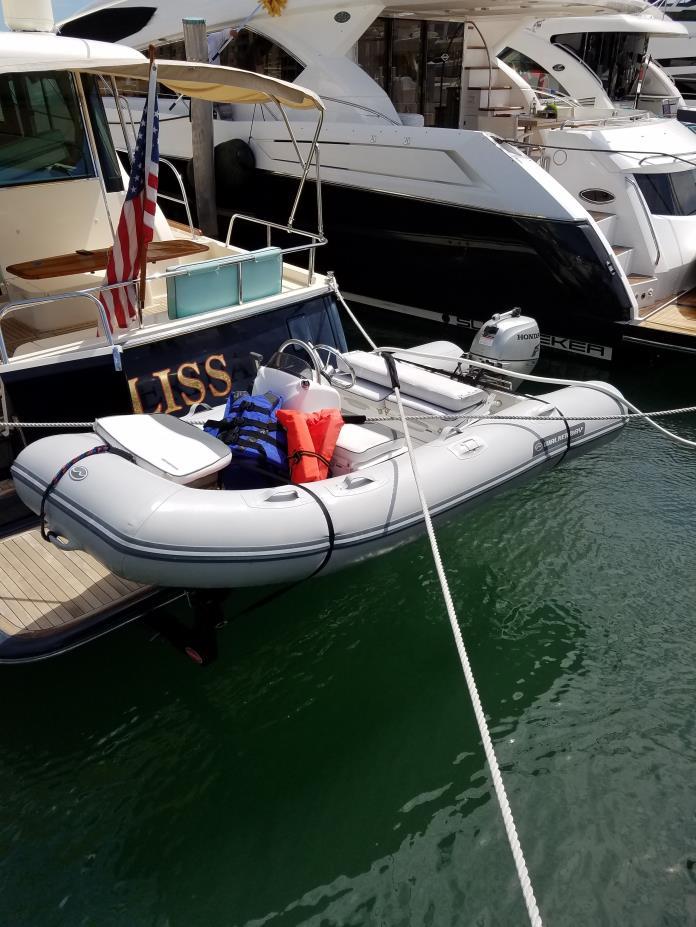 2012 Walker Bay Genesis 340