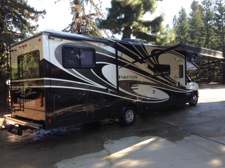 2011 Forest River FORESTER 3011DSF