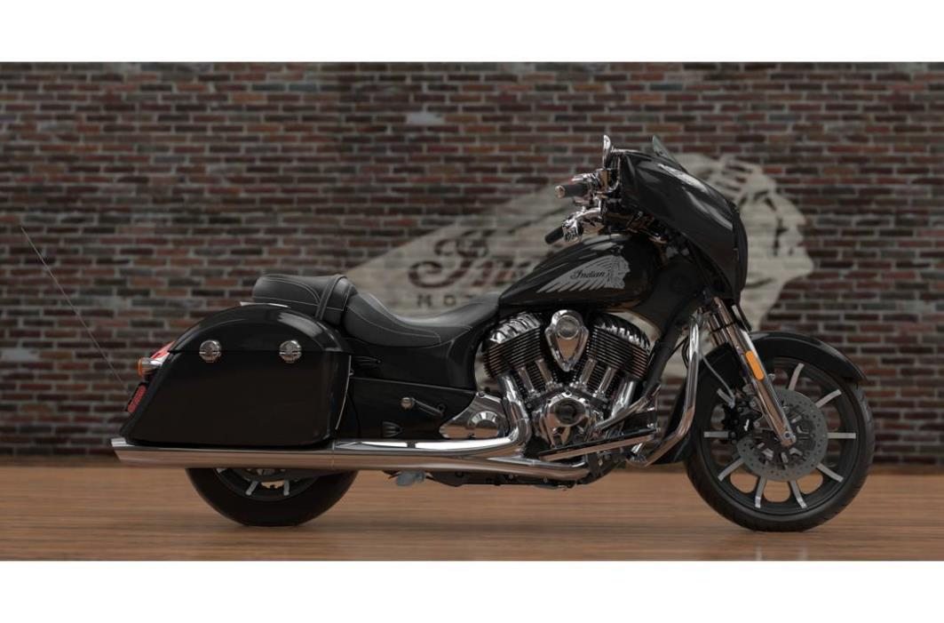 2017 Indian Chieftain Elite