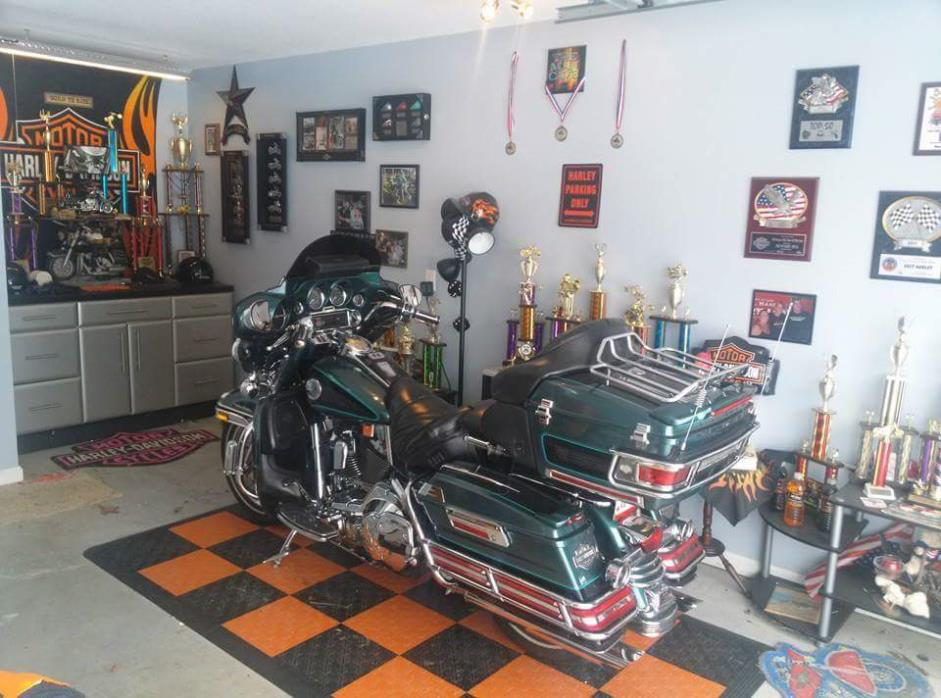 2000 Harley-Davidson ELECTRA GLIDE ULTRA CLASSIC