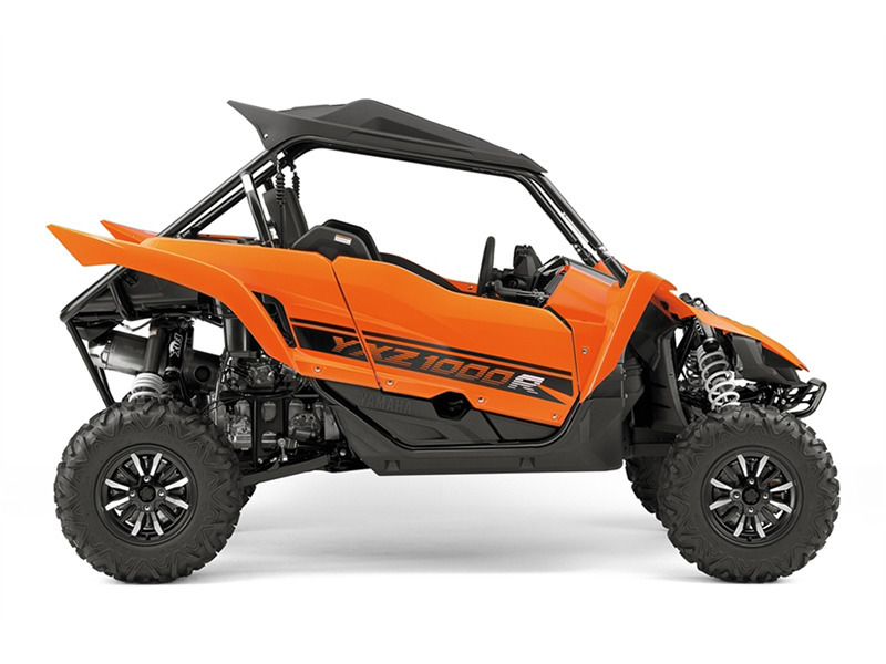 2016 Yamaha YXZ1000R Blaze Orange/Black