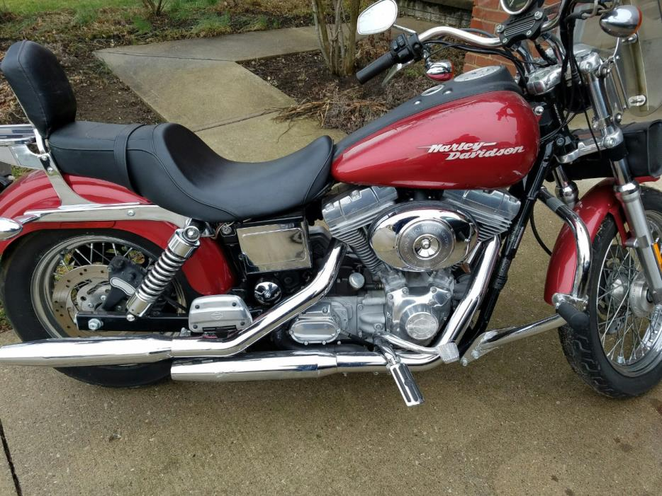 2004 harley davidson dyna glide super glide sport vehicles for sale. Black Bedroom Furniture Sets. Home Design Ideas