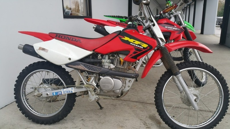 Honda Xr 100 Motorcycles For Sale In Washington