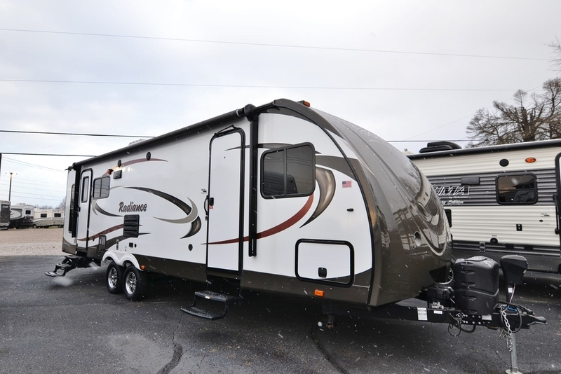 2015 Cruiser Rv Radiance R-28RLSS