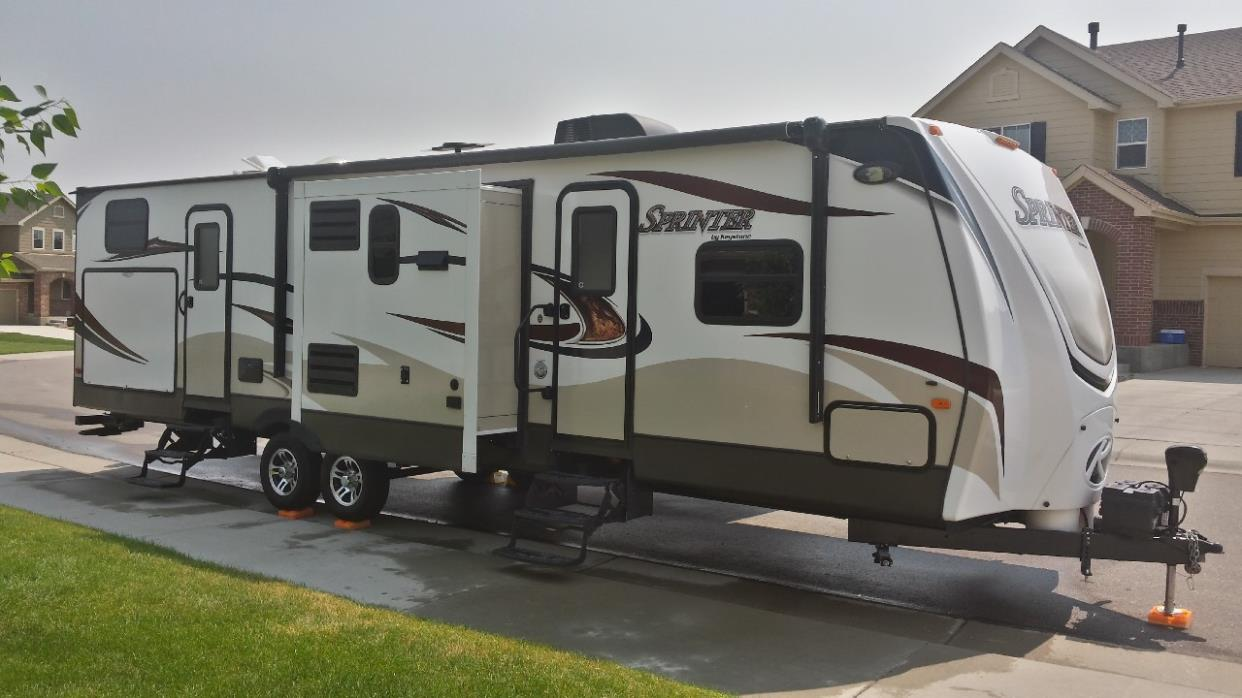 2015 Keystone SPRINTER WIDE BODY 316BIK