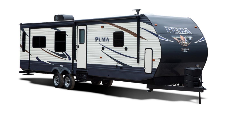 2018 Palomino Puma 28FQDB