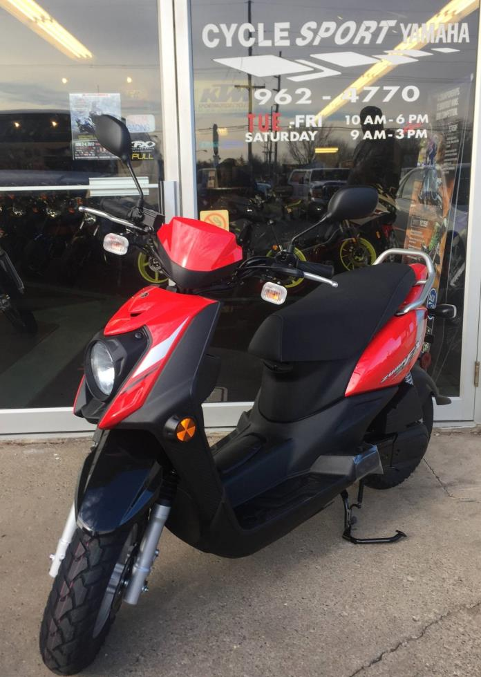 Yamaha zuma 50fx motorcycles for sale in indiana for Yamaha motorcycle dealers indiana