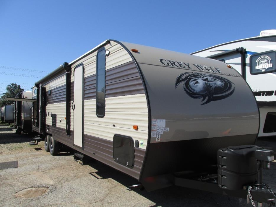 2017 Forest River Cherokee Grey Wolf 29TE