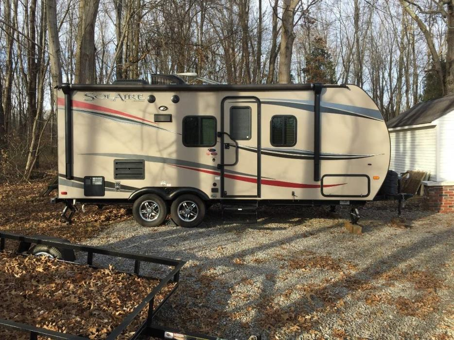 2014 Palomino SOLAIRE ULTRA LITE 201SS