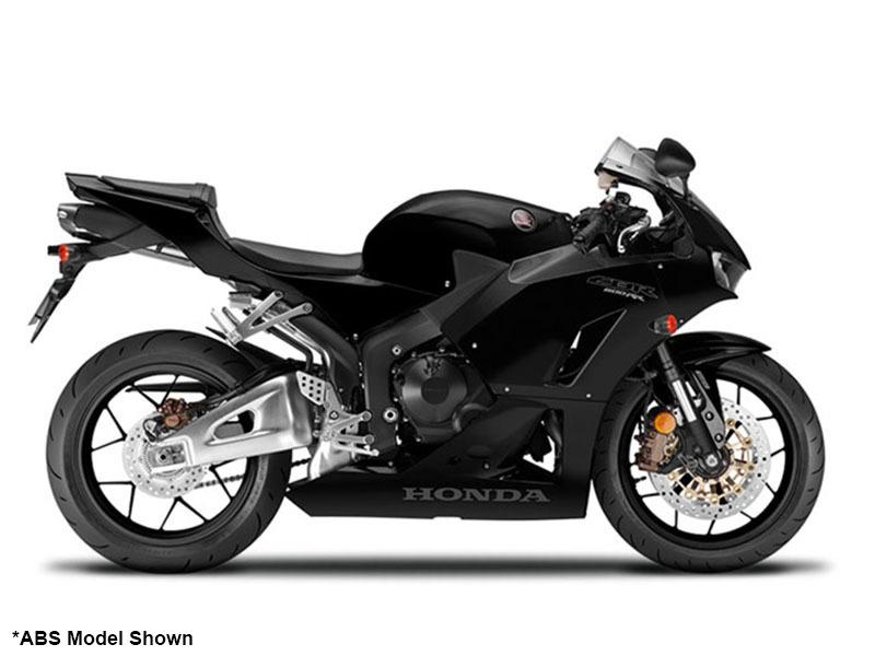 2015 Honda CBR 600RR