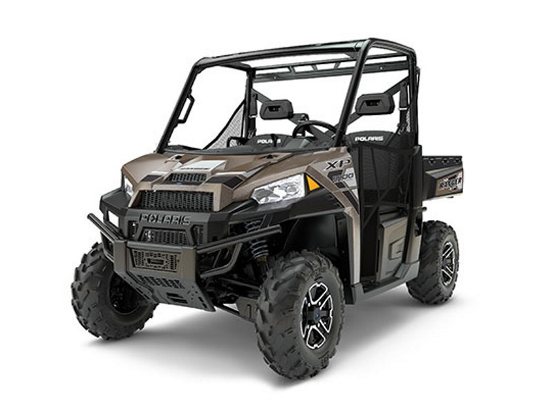 2017 Polaris RANGER XP 1000 EPS Nara Bronze