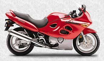 1999 Suzuki Katana 600