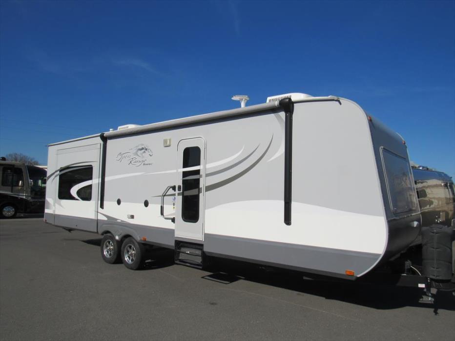 2013 Open Range Mesa Ridge 320 RES