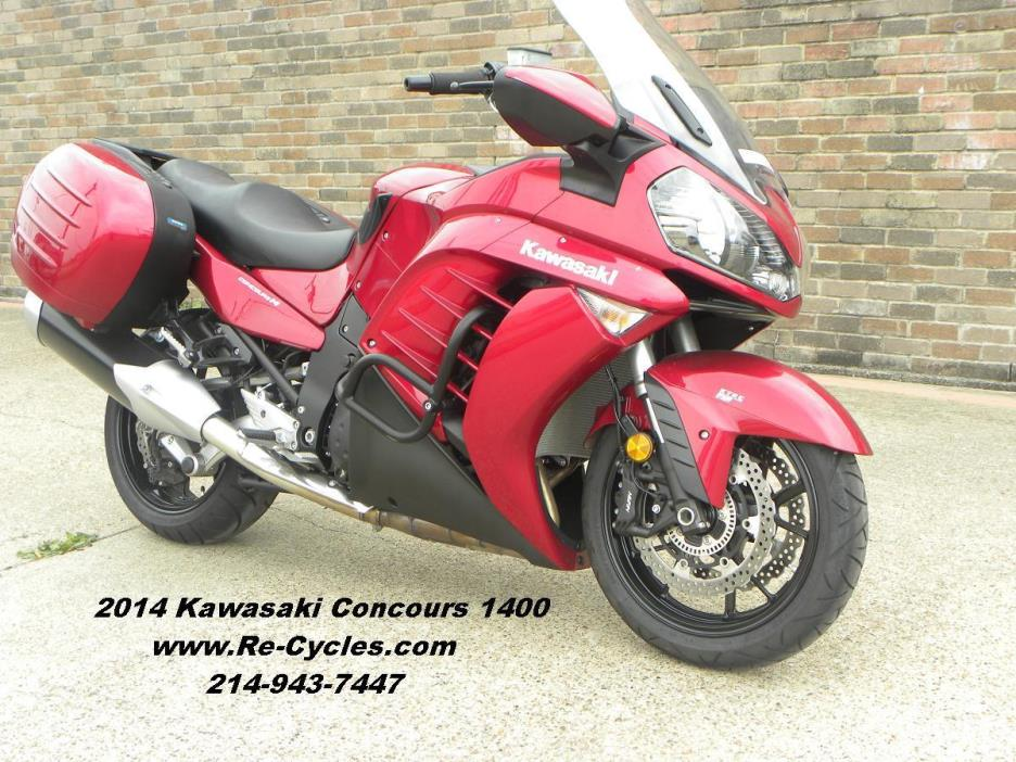 Kawasaki Concours 14 Abs Zg1400 Vehicles For Sale