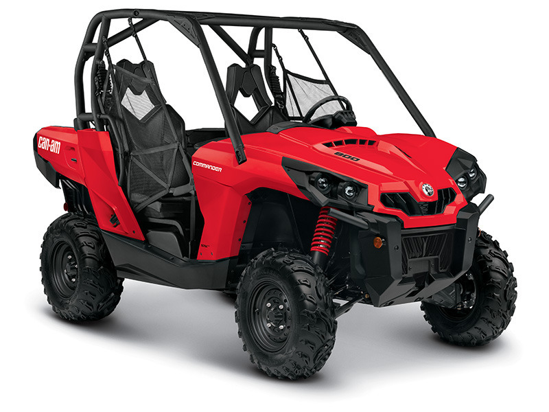 2015 Can-Am Commander 800R