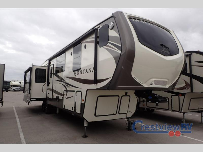 2017 Keystone Rv Montana 3811 MS