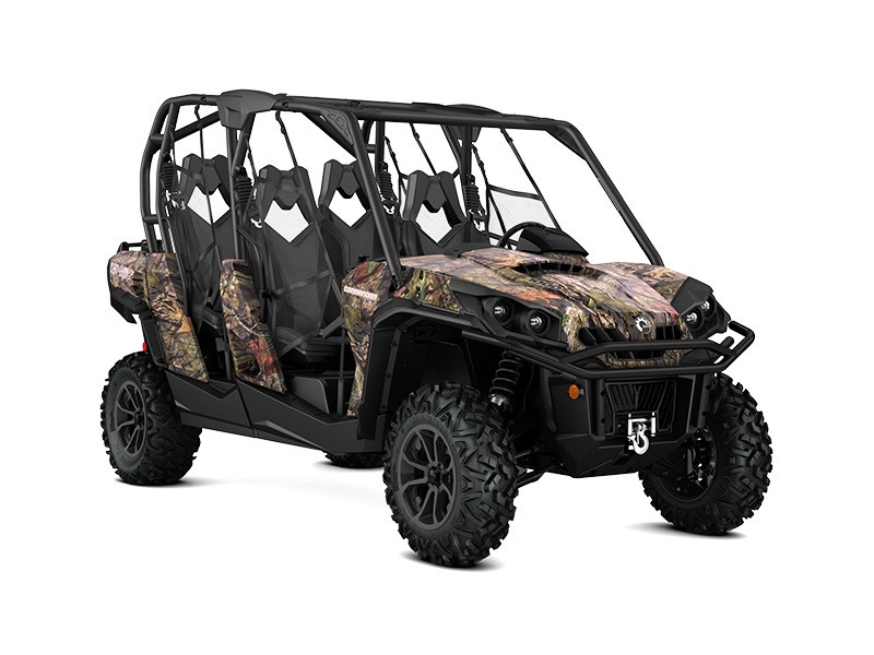 2017 Can-Am Commander MAX XT 1000 Mossy Oak Break-up Country Camo