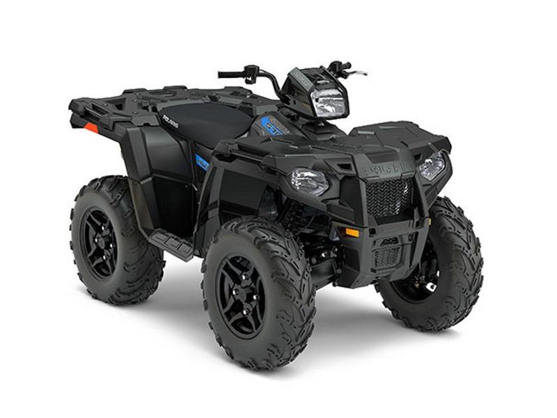 2017 Polaris Sportsman 570 SP Stealth Black
