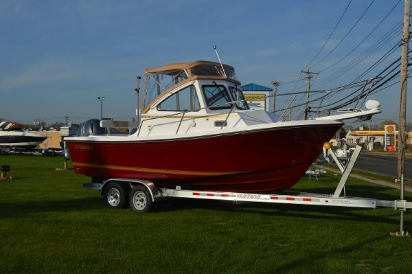 2017 STEIGER CRAFT 21DV Block Island