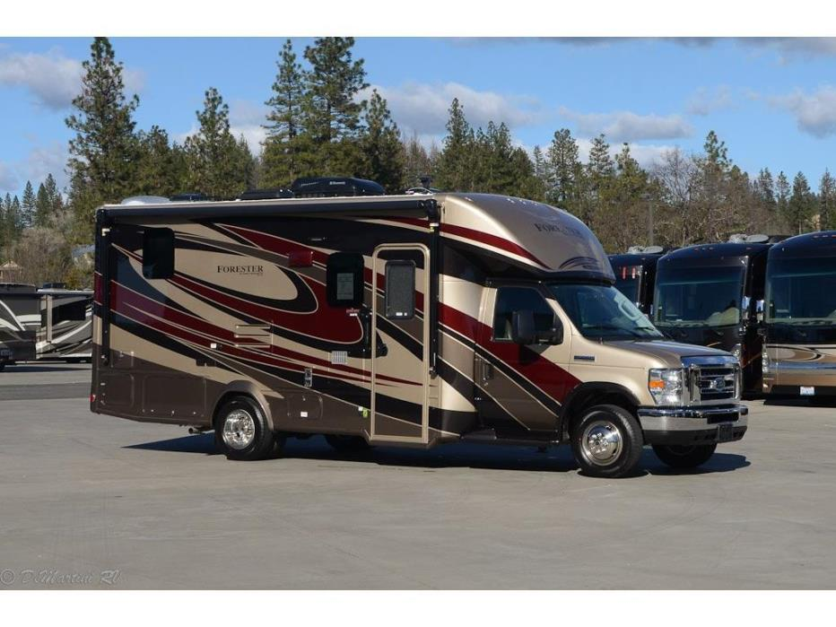 2017 Forest River Forester 2431SF