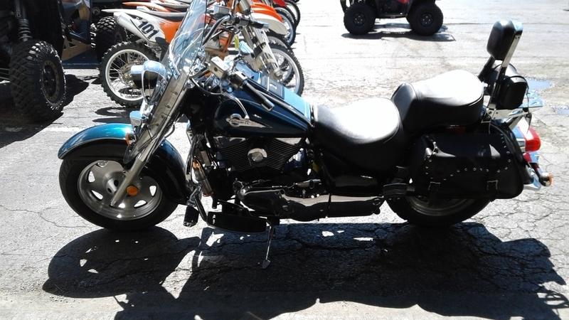 Suzuki Intruder 1500 Motorcycles For Sale In Iowa