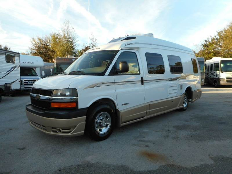 Roadtrek 210 Versatile rvs for sale in Florida