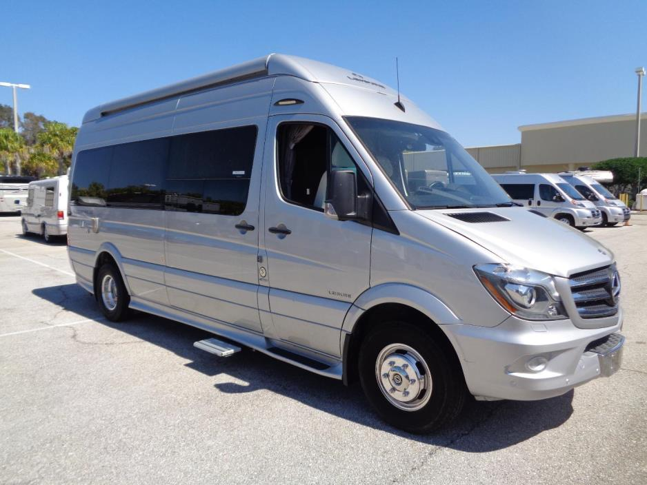 2015 Leisure Travel Vans Free Spirit FS22SS