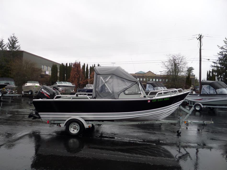 2013 Klamath Boats GTX