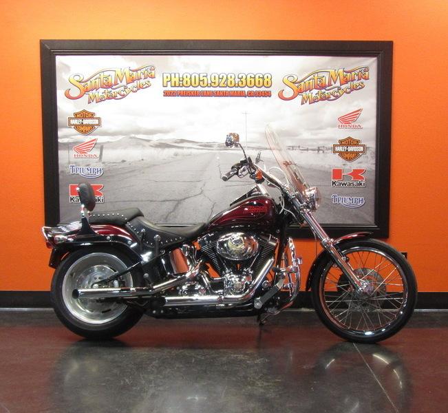 2007 Harley-Davidson FXSTC - Softail Custom