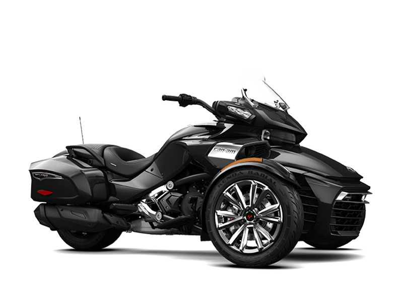 2016 Can-Am Spyder F3 Limited 6-Speed Semi-Automatic (SE6)