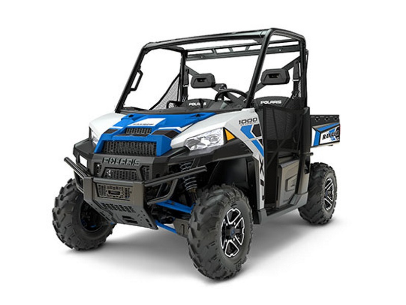 2017 Polaris RANGER XP 1000 EPS White Lightning