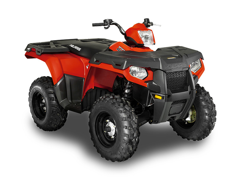 2013 Polaris Sportsman 800 EFI Indy Red