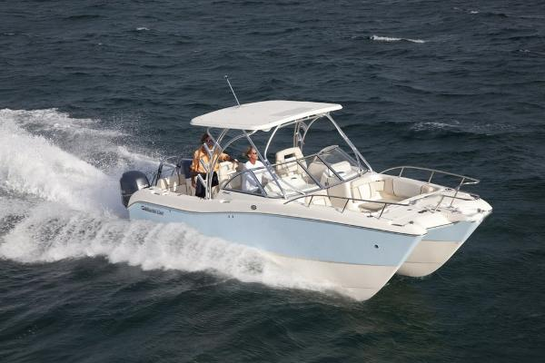 World Cat 230 Dc boats for sale