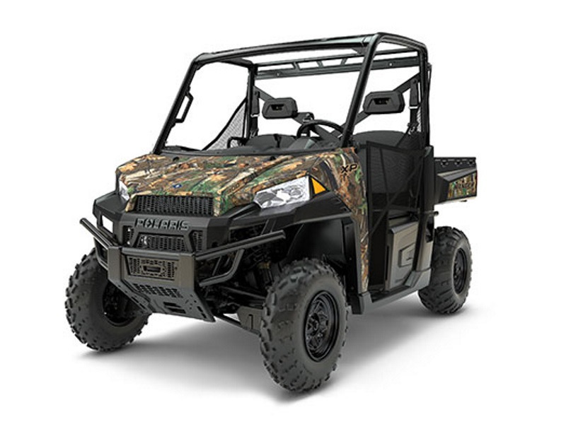 2017 Polaris RANGER XP 900 Polaris Pursuit Camo