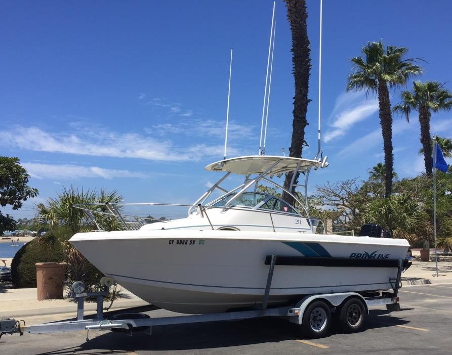 Pro Line 21 Walkaround Boats For Sale