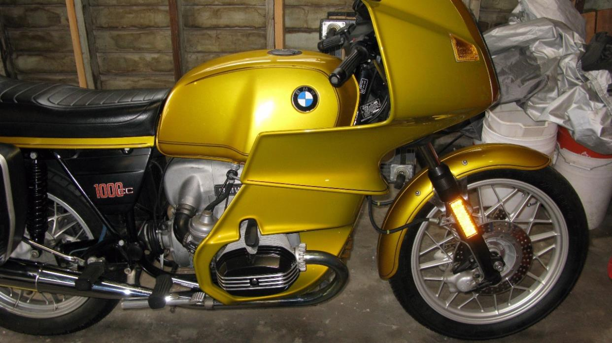 1978 BMW R 1100 RS