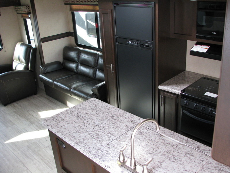 2017 Kz Rv Sportsmen Fifth Wheel 293RL