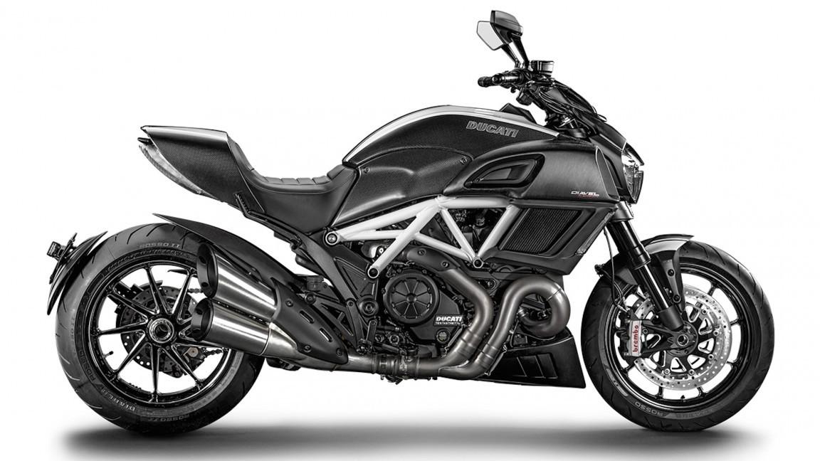 2015 Ducati Diavel - Titanium