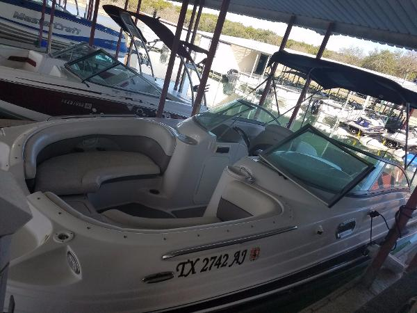 2003 Four Winns 214 Funship